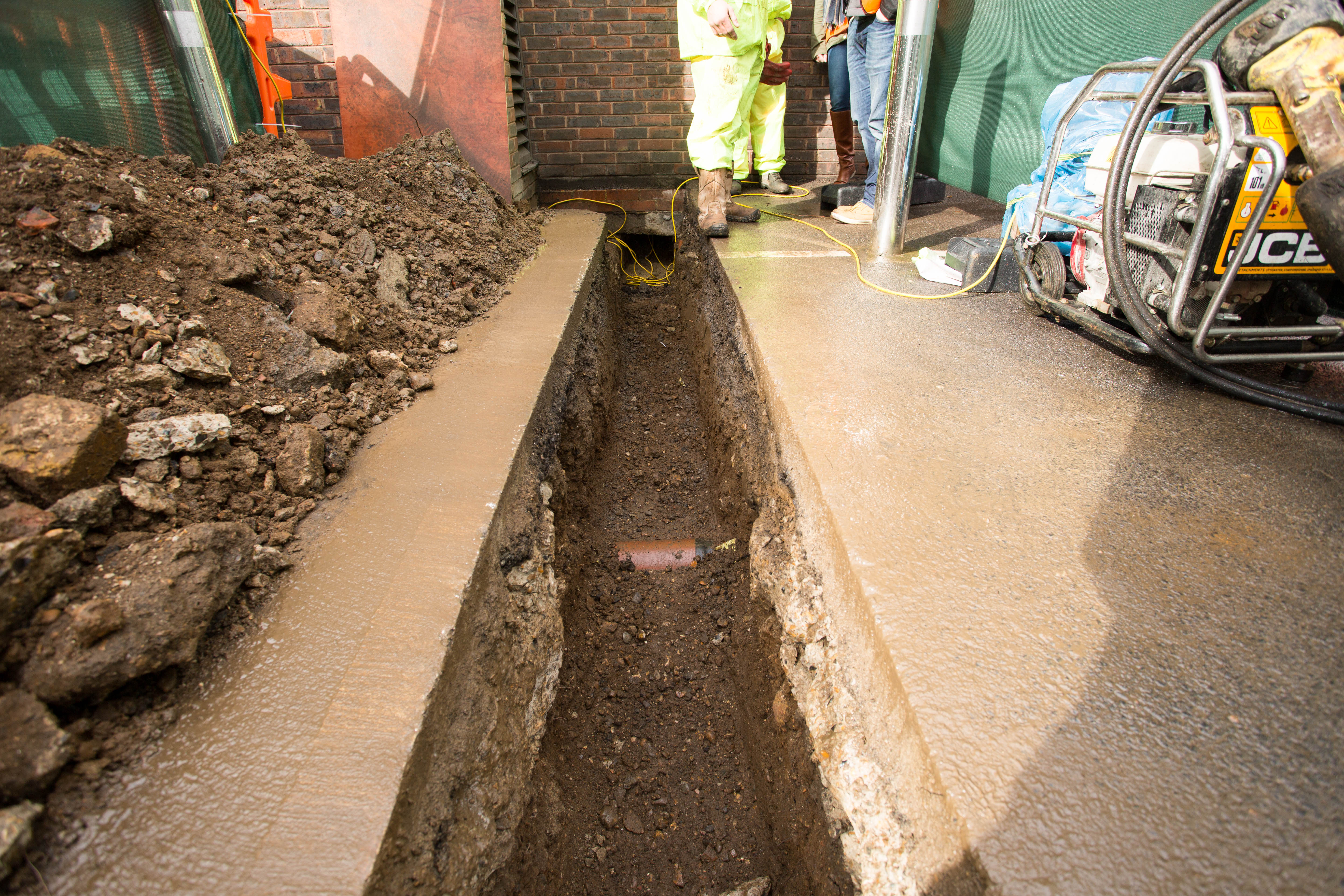 Drain Repair & Drain Installation